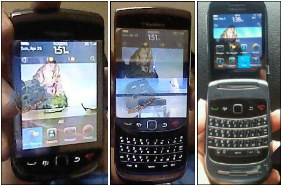 BlackBerry9800sslider