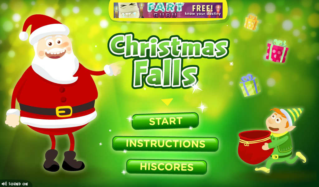 [PlayBookGames] Christmas Falls para PlayBook