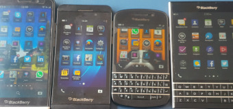 Tempo de Boot do BlackBerry 10